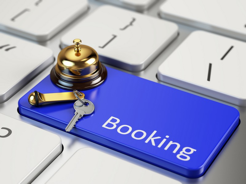 Booking online has never ben easier